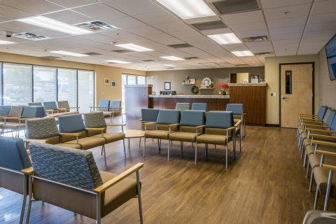 CODAC Behavioral Health MAAT Facility