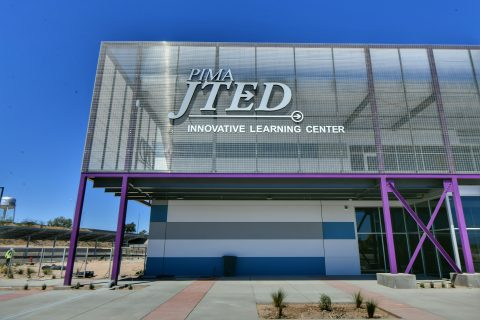 JTED Innovative Learning Center @ The Bridges